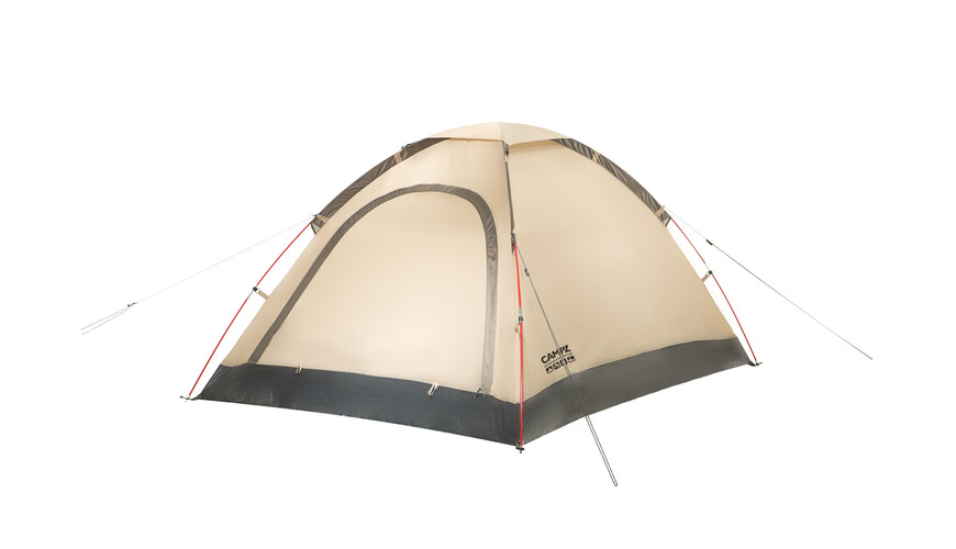 CAMPZ Nevada - Tente - 2 places beige